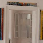 W.Vincent: Einfriedung am Hirtenturm