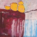 Friederun Rittel, das gelbe Geschirr